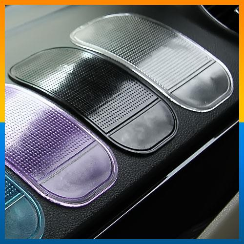 Car Sticky Pad Anti Slip Non Slip Mat for Mobile Handphone GPS
