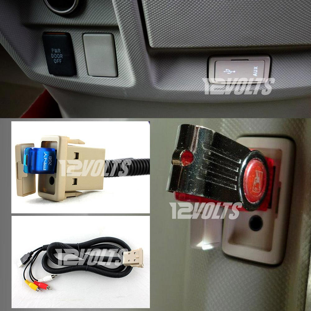 In Car Usb Amp Audio Video Aux Extensi End 5 19 2019 2 44 Am