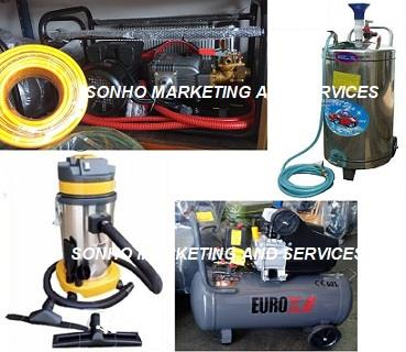Car Wash Set Heavy Duty High Pressure Cleaner / Water Jet