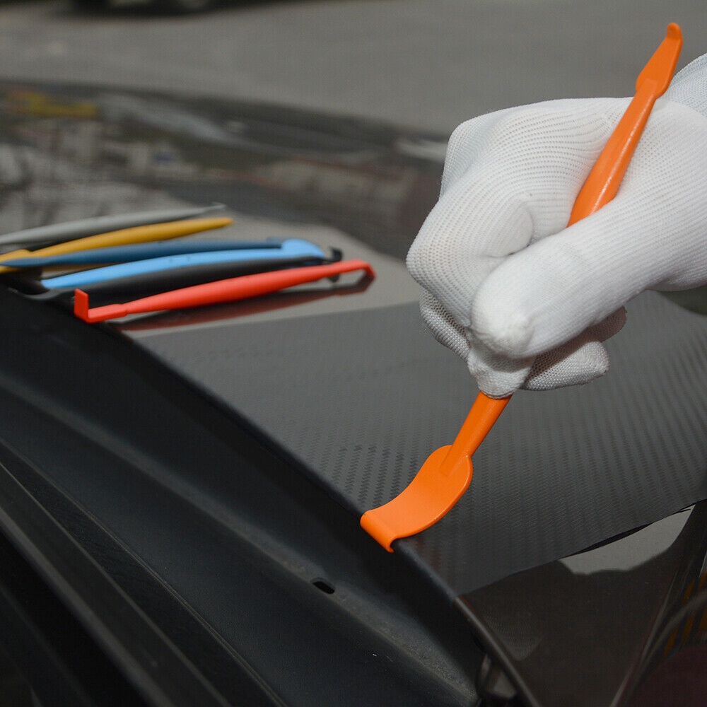 Car Wrapping Squeegee Application Vinyl Graphic Finish Line Kni - [01]
