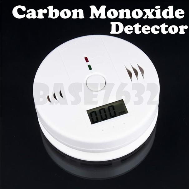 Carbon Monoxide  Gas Detector Kitchen Helper