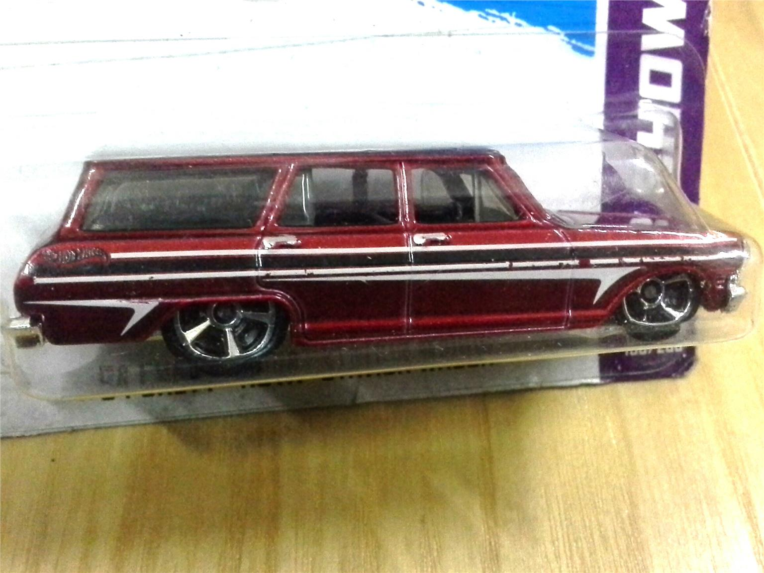 All Chevy 64 chevy nova : OLD CARDED 2013 Hot Wheels 64 CHEVY N (end 3/4/2018 1:15 AM)