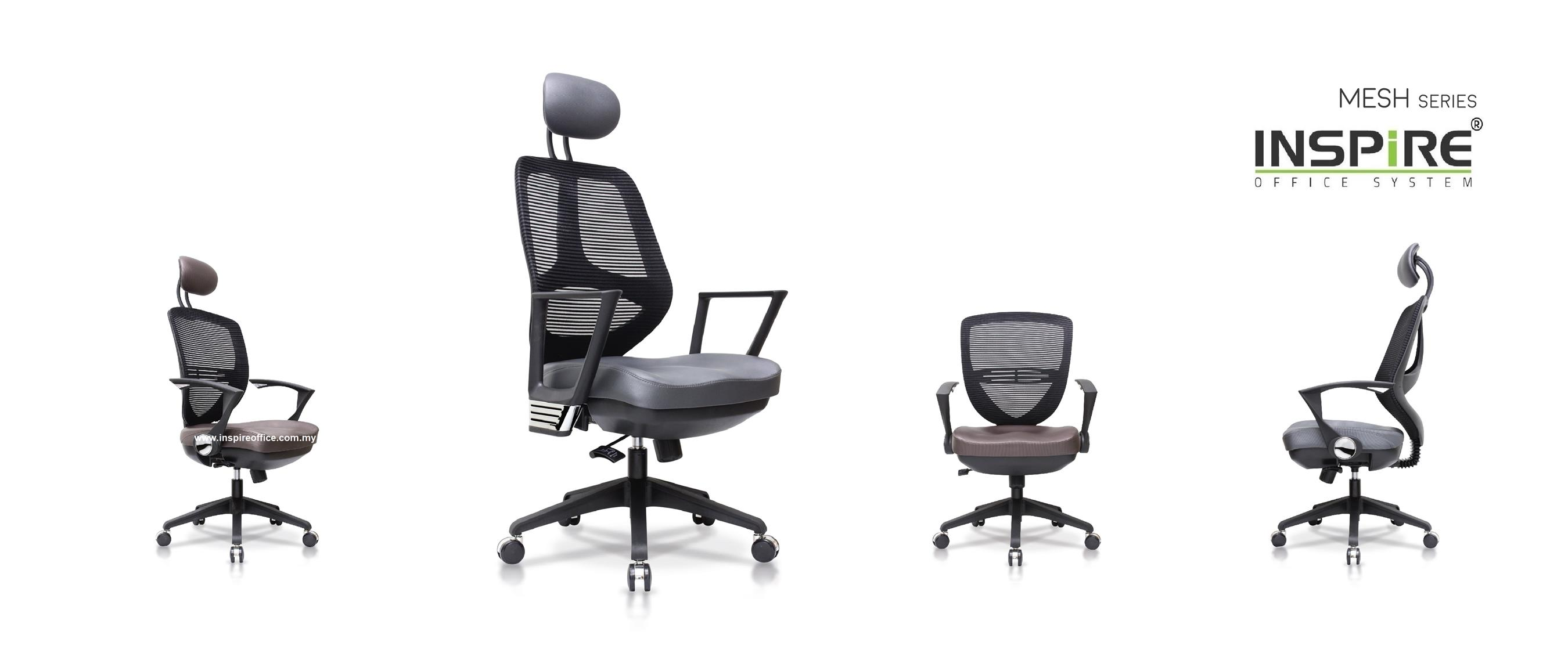 CARDINA INS-502A Low Back Mesh Office Chair