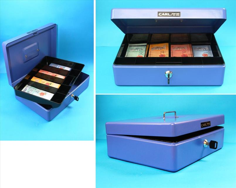 CARL CASHBOX CASH BOX