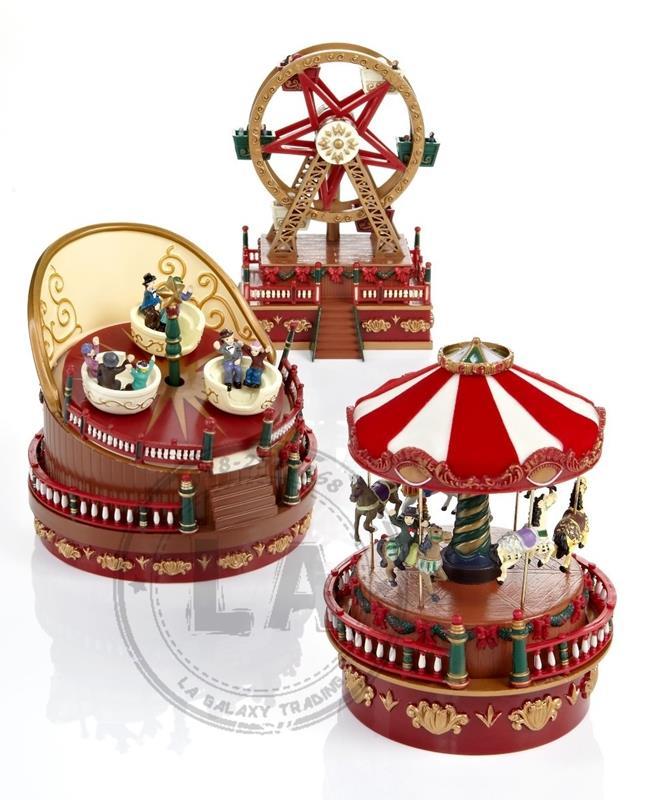 Carousel Ferris Wheel Spining Music (end 11/21/2019 1:15 AM