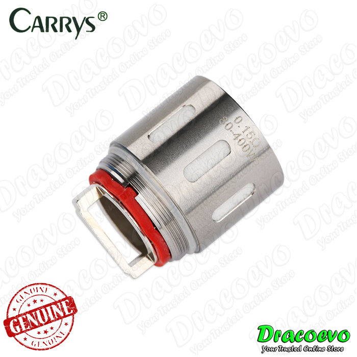 CARRYS Replacement Coil T8-R SMOK TFV12 Tank 0.15 Ohm 80W-400W