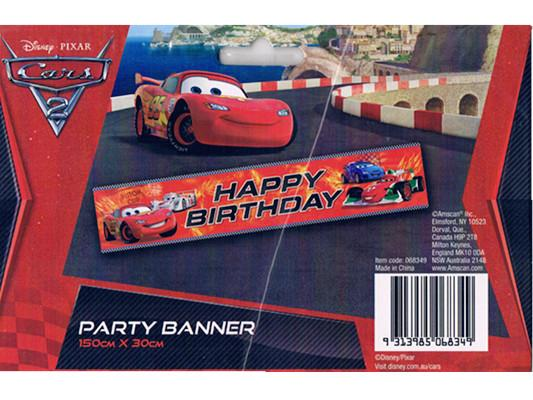 Cars 2 Lightning McQueen Happy Birthd end 142019 915 PM