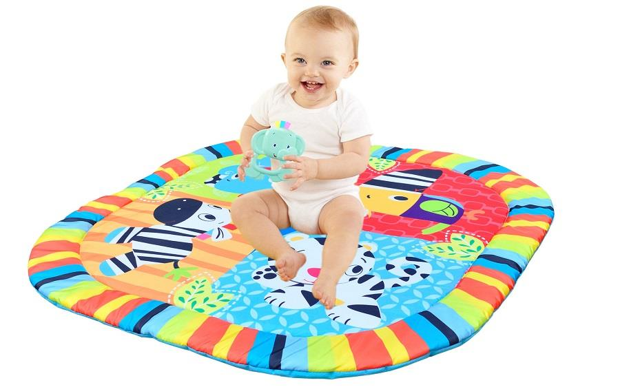Carter's Happy Birds Baby Activity Playgym for Newborn onwards