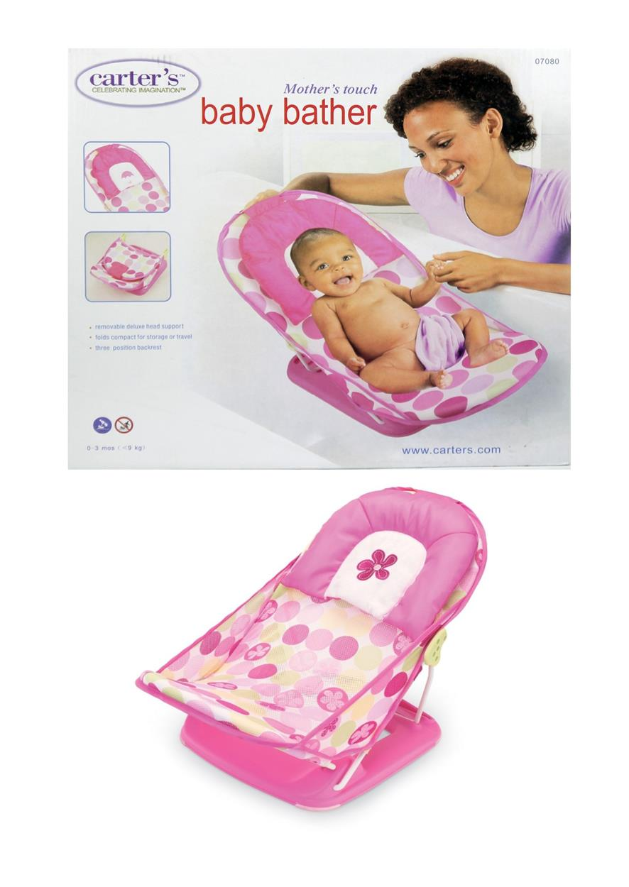 0 Mothers Touch Nve Media Simba Mother Standard Cross Nipple Xl Carters Baby Bather Pink