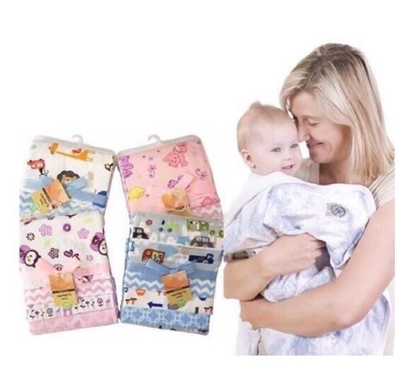 Carters Baby 4 in 1 Blanket/Bedung Bayi