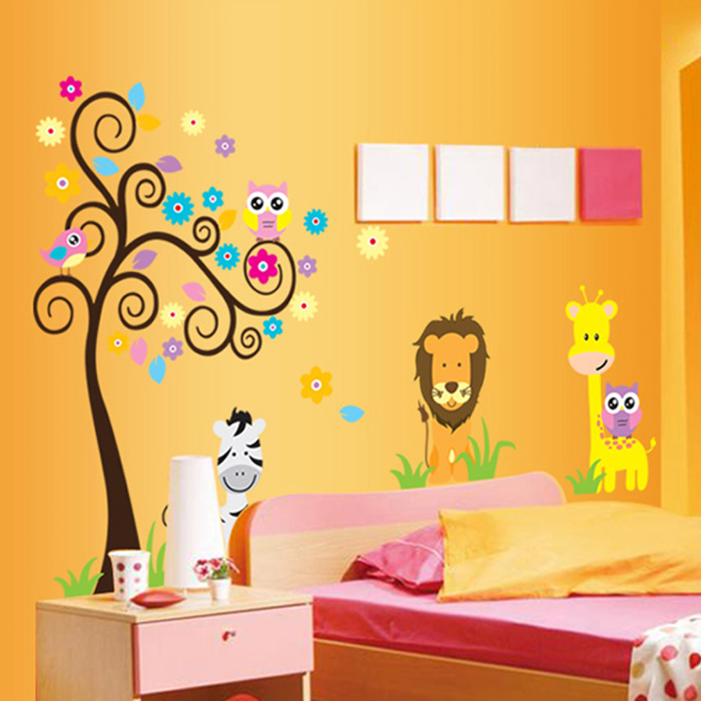 Famous Decorative Wall Stickers For Kids Rooms Collection - Wall Art ...
