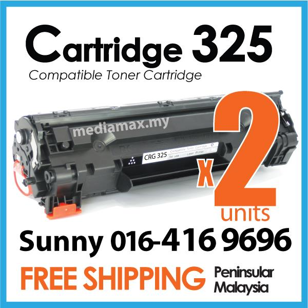 Cartridge 325 Compatible Canon LBP 6000/6018/6030/6030w/MF3010 Toner