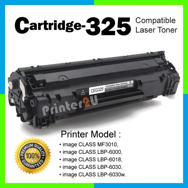 Cartridge 325/CRG325@Compatible Canon LBP6030 LBP6018 LBP6000 Canon325