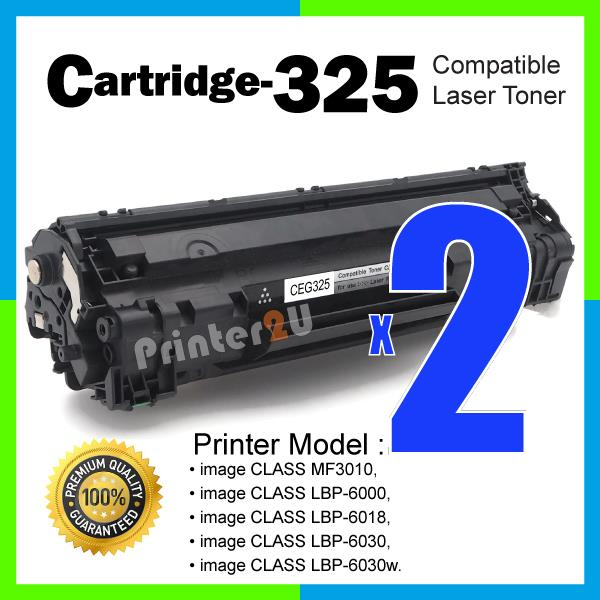 Cartridge 325/CRG325@Compatible Canon LBP6030/LBP6018/LBP6000 Canon325