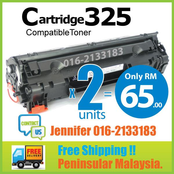 MY Cartridge 325/CRG325/CRG@Compatible Canon-LBP 6000/6018/6030/6030w
