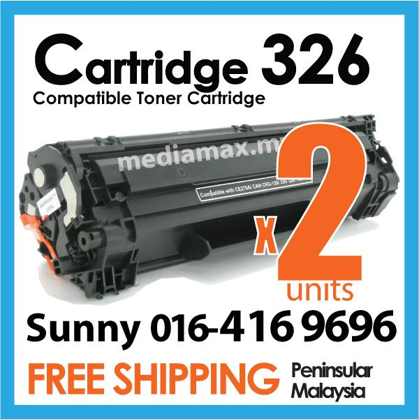 Cartridge 326 CRG CART326 Compatible Canon LBP 6200/6200d/6230dn Toner