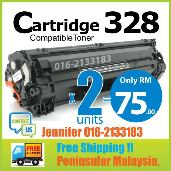 Cartridge 328 CRG Compatible Canon MF4400/MF4412/MF4420/MF4550/MF4570