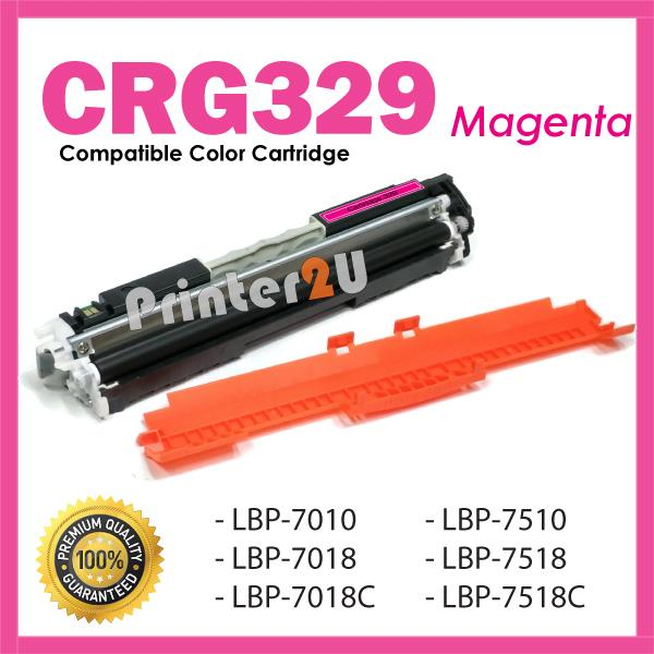 Cartridge 329/CRG329 Compatible Canon LBP7018 LBP7510 M/Magenta Color