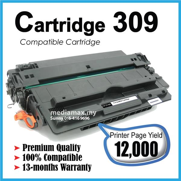 Cartridge CRG 309 Compatible Canon LBP-3500 LBP-5250 lbp-5350 lbp-6525