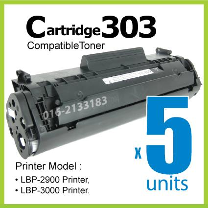 Cartridge303 CRG303 Compatible Canon 303 LBP 2900 3000 LBP2900 LBP3000