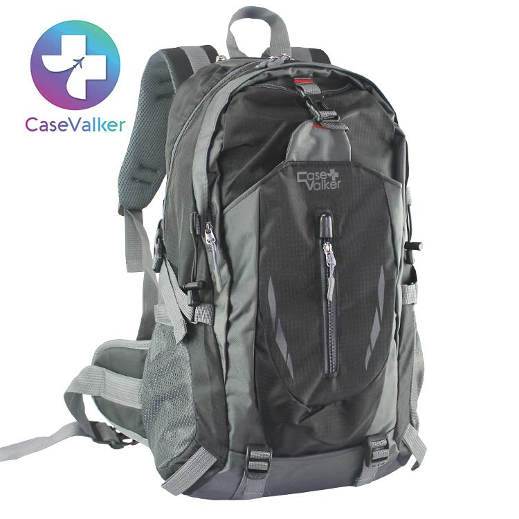 Case Valker Free Knight Outdoor Hiking Backpack Travel Nylon Bag 40L
