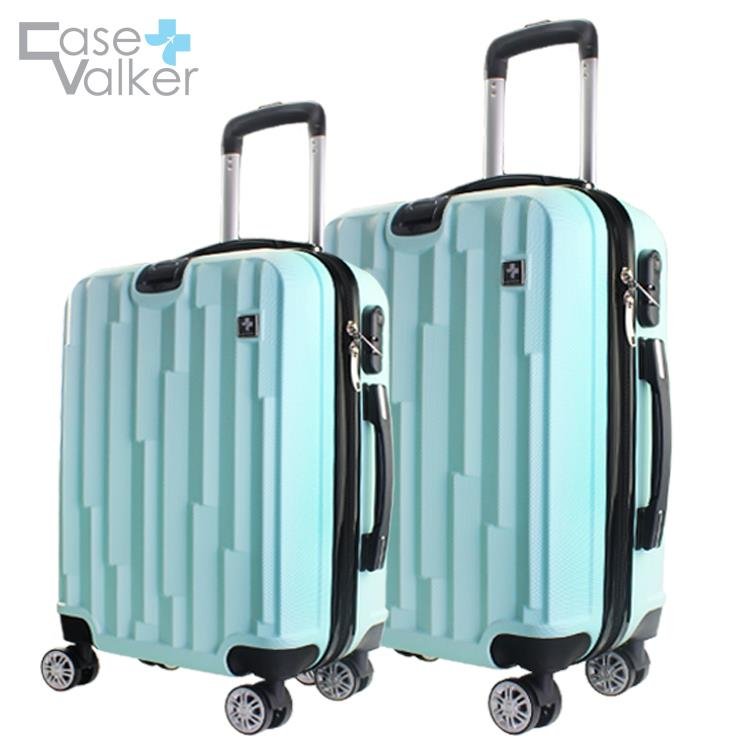 Case Valker Travel Luggage Bag GLOSSY MATRIX ABS Hard Case with Hanger 2dcd54d2e8