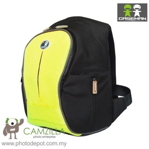 Caseman Foto Min Trekka Camera Touch Pad Back Pack Camera Bag (CP04)