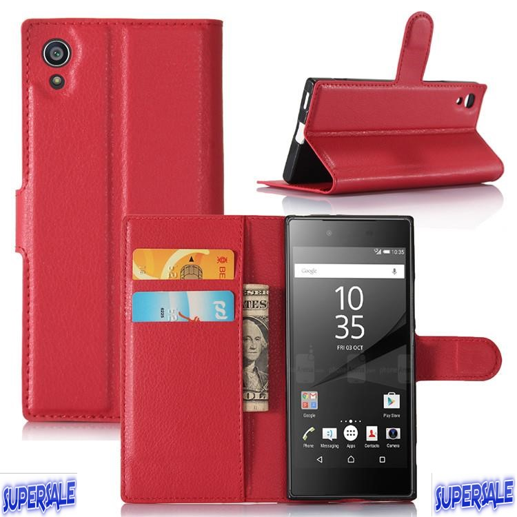 Casing Case Cover with Front Cover for Sony Xperia XA1