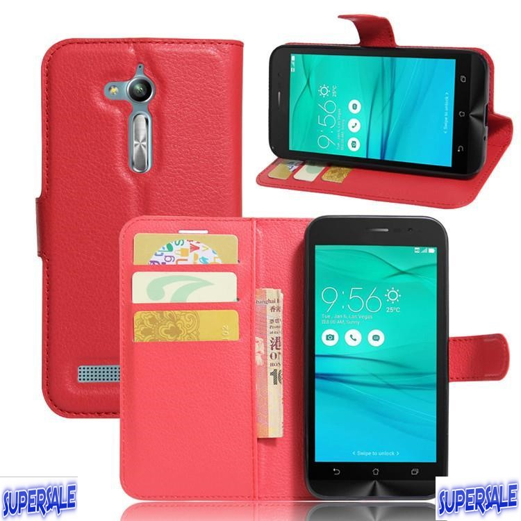 Casing Case Cover with Front Cover for Zenfone Go ZB500KL