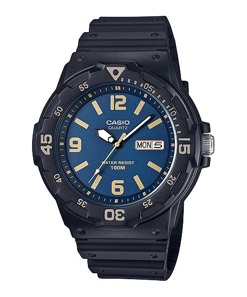 CASIO ANALOG WATCH MRW-200H-2B3V