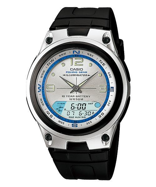 casio aw 82 7av standard analog dig end 3 11 2019 12 42 am rh lelong com my Set Time Casio Illuminator Watch Casio Illuminator Watch Manual