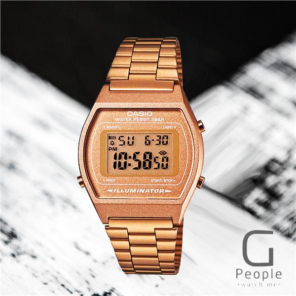 1f6837124d0 CASIO B640WC-5A RETRO DIGITAL WATCH   (end 3 1 2020 5 07 PM)