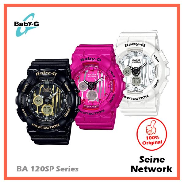 CASIO BABY-G BA-120SP-4A WATCH [ORIGINAL]