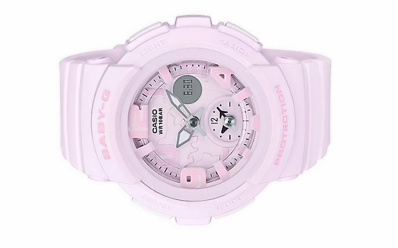 19e1834d56b5 Casio Baby-G Beach Traveler Pastel Color BGA-190BC-4BDR. ‹ ›