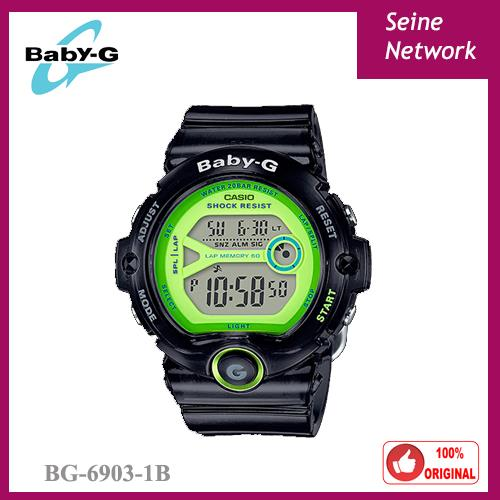CASIO BABY-G BG-6903-1B WATCH [ORIGINAL]