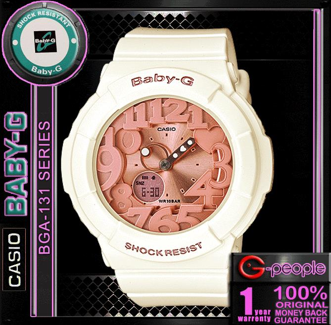 CASIO BABY-G BGA-131-7B2 WATCH ☑ORIGINAL☑