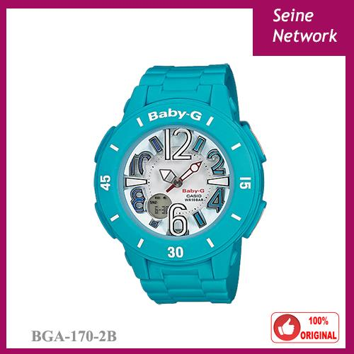 CASIO BABY-G BGA-170-2B WATCH [ORIGINAL]