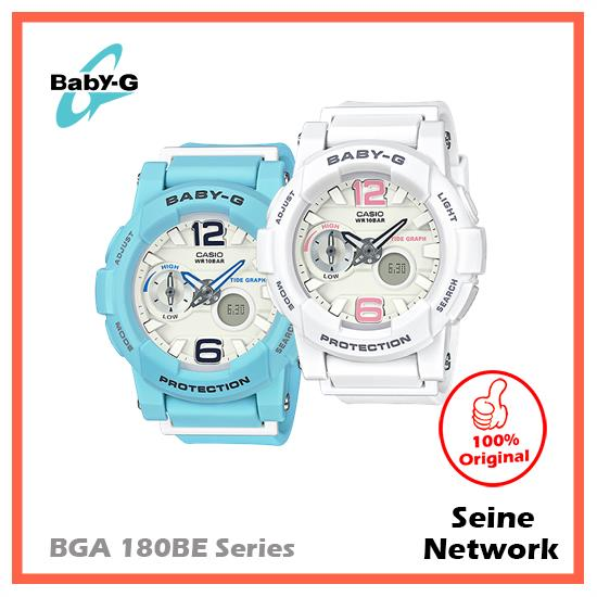 CASIO BABY-G BGA-180BE-2B WATCH [ORIGINAL]