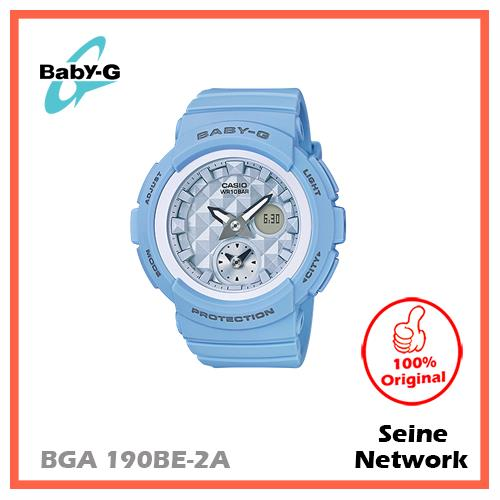 CASIO BABY-G BGA-190BE-2A WATCH [ORIGINAL]