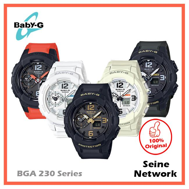 CASIO BABY-G BGA-230-4B WATCH [ORIGINAL]