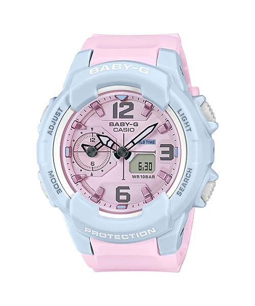 CASIO BABY-G BGA-230PC-2B two-tone designs