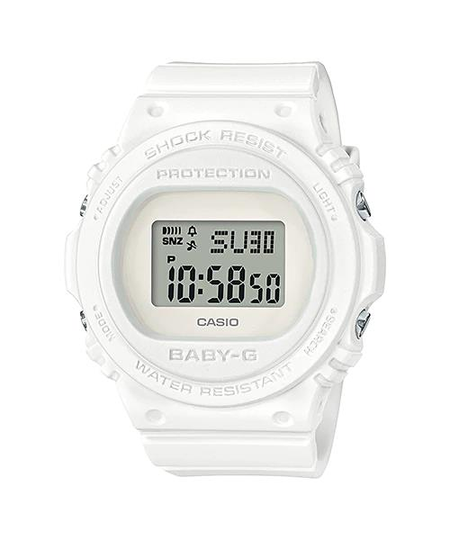 CASIO BABY-G  BGD-570-7  new round-face