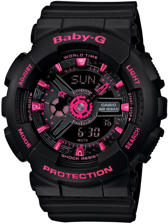 Couple watch g shock baby g