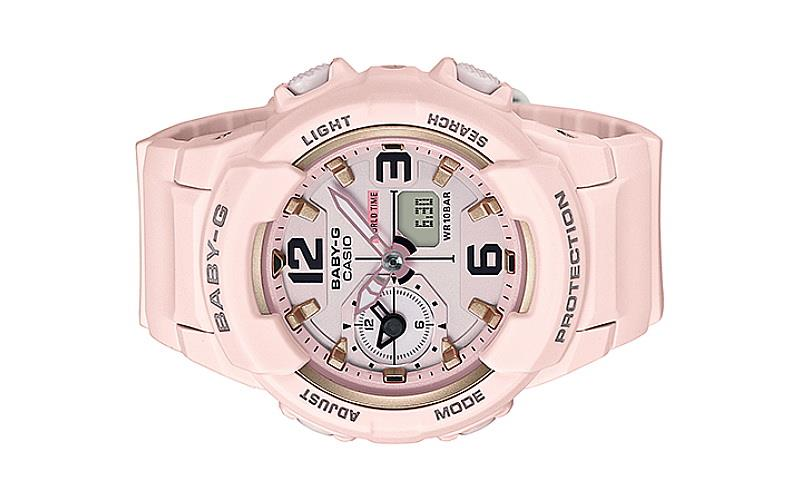 Product Information. Casio Baby-G Mannish Look BGA-230SC-4B