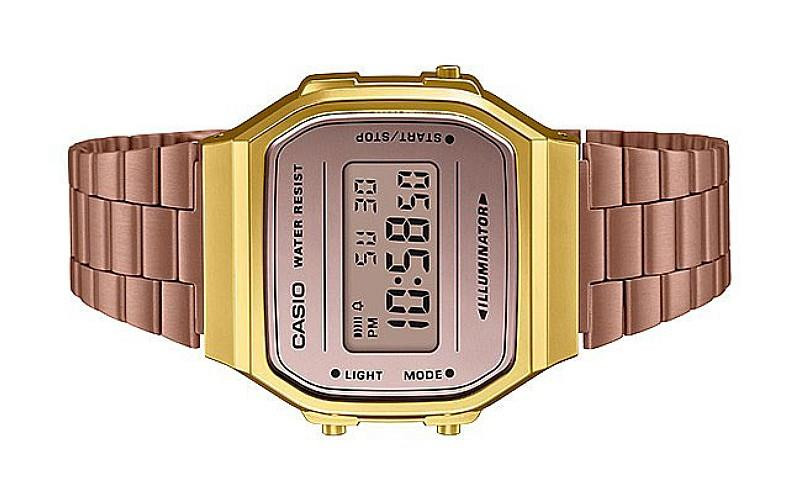 Product Information. Casio Vintage Series Retro Digital Watch A168WECM-5DF 31ba4bc048