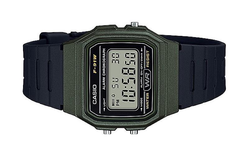 88ae016817d Product Information. CASIO Digital Vintage Series Watch F-91WM-3ADF