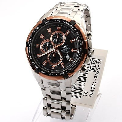 Casio EDIFICE EF-539D-1A5 EF-539D-1A5VDF EF-539D-1A5VEF Men Watch