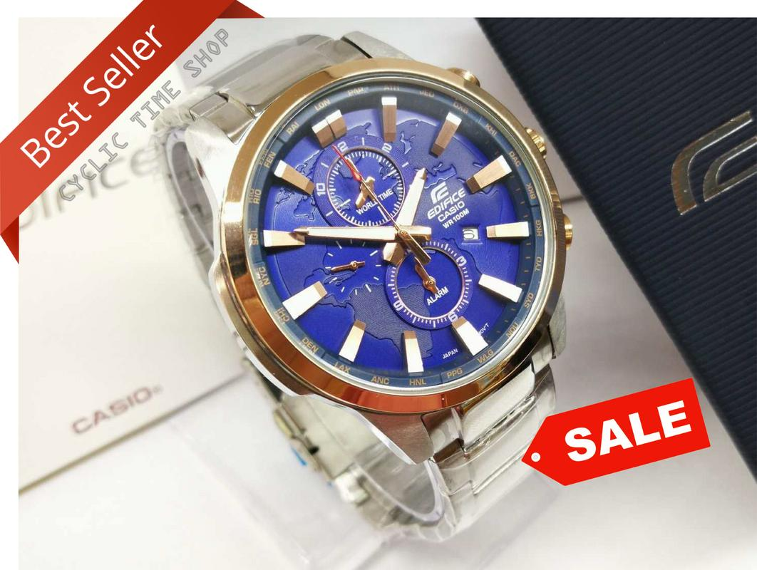 Casio Edifice EFR -303 Collection 4