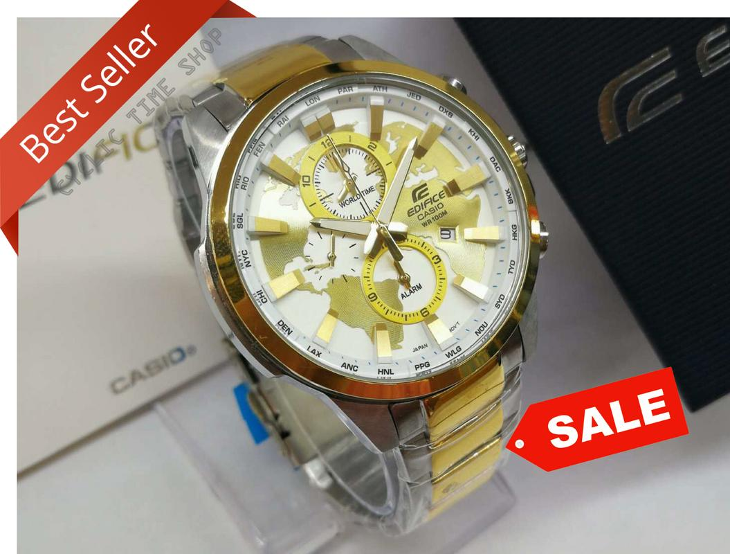 Casio Edifice EFR -303 Collection 7