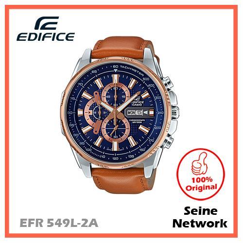 9235cd5df2cd CASIO EDIFICE EFR-549L-2A WATCH  OR (end 11 26 2019 5 15 PM)